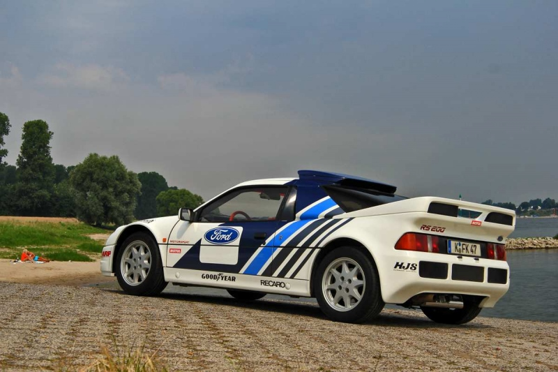 Ford RS200 - Transformer