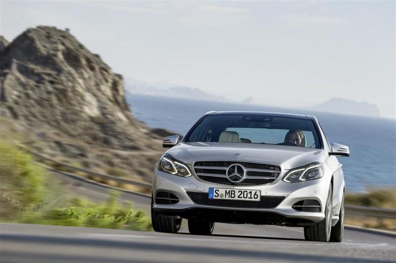 Vergleich Neungang-Automatikgetriebe ZF und Mercedes Benz - Alle Neune