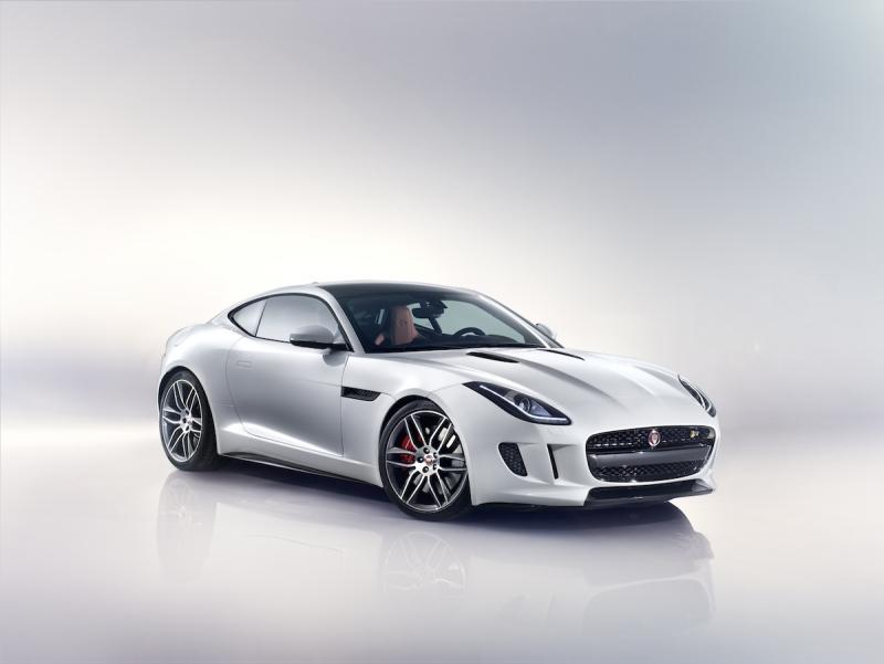 Das neue Jaguar F-Type Coupé