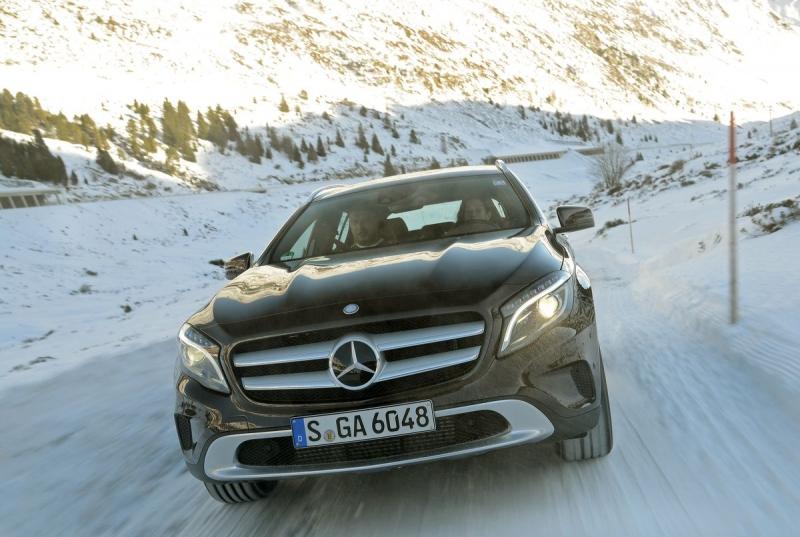 Mercedes-Benz GLA 220 CDI 4matic - So fährt der Spätstarter