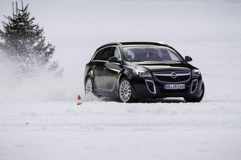 Opel Insignia Sports Tourer OPC - Besser denn je
