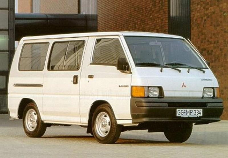 35 Jahre Mitsubishi L300 - Ein Kasten wird 35