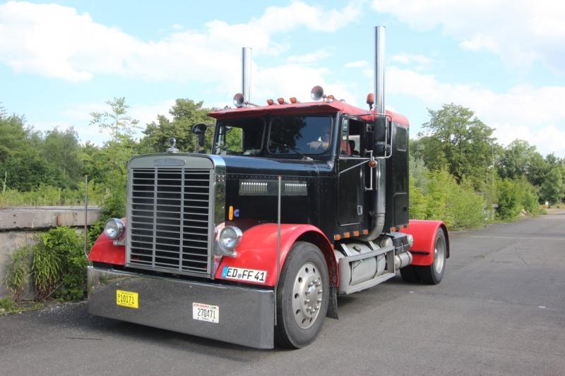 US-Truckerträume - King of the Road
