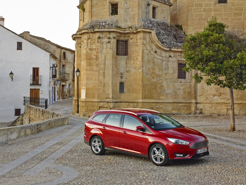 Ford Focus 1.5 Ecoboost - Die Welt ist nicht genug