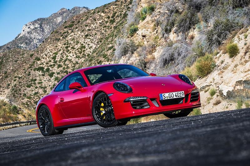 Porsche 911 Carrera GTS - Endorphine-erregender Kannibale