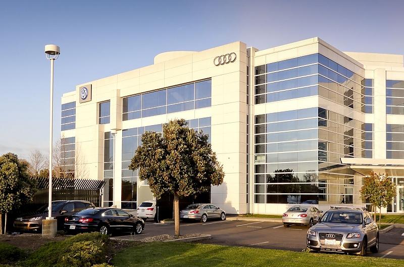 VW ERL Silicon Valley - Lächelnd in die Zukunft