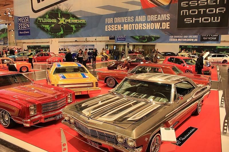 Essen Motor Show 2014 - Essen ist fertig