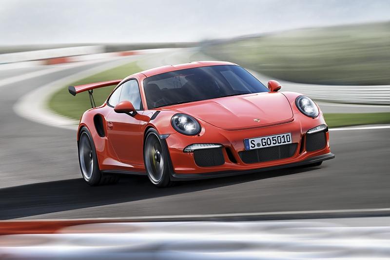 Porsche 911 GT3 RS - Saugstark