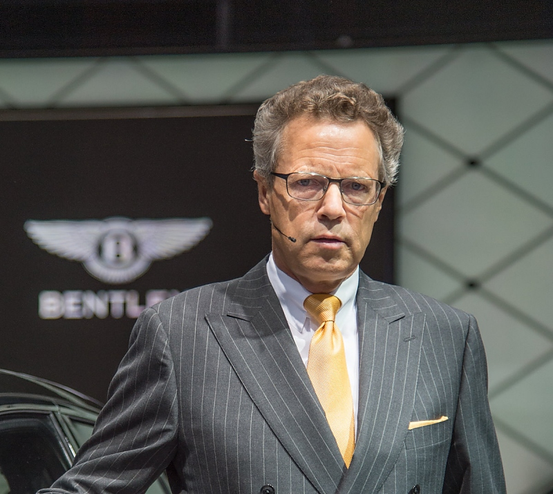 Wolfgang Dürheimer im Interview - Zwischen SUV und Motorsport