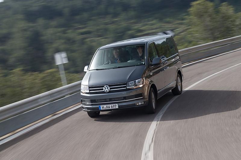 So fährt der neue VW T6 - Robbies neues Spielzeug