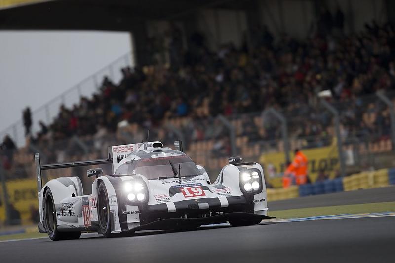 24-Stunden-Rennen von Le Mans 2015 - Porsche besiegt Audi