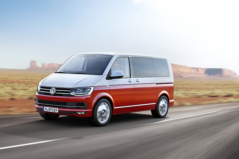 VW Multivan 2.0 TDI - Mächtiger Platzhirsch