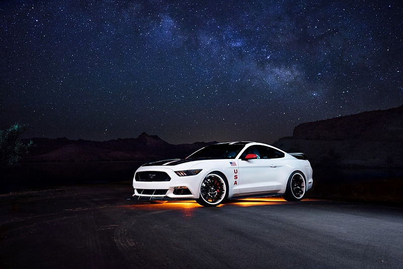Ford Mustang Apollo Edition - Dearborn, we have no problem!