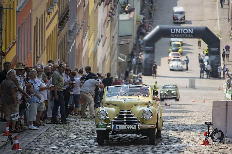 Sachsen Classic 2015 - Die deutsche Mille Miglia