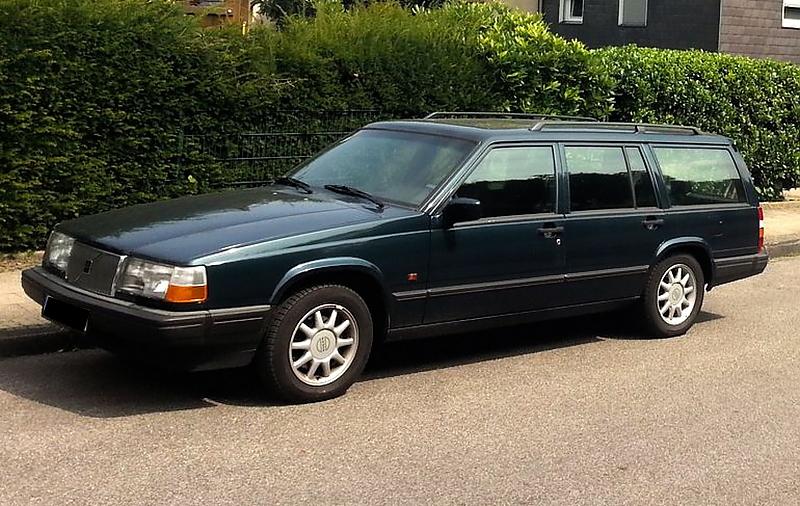 Volvo 940 GL - Mein alter Schwede