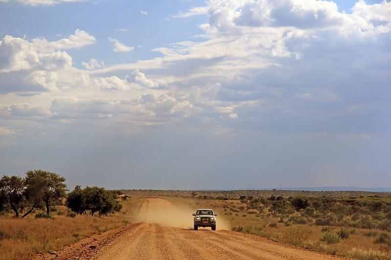 Autofahren in Namibia - Afrika für Einsteiger