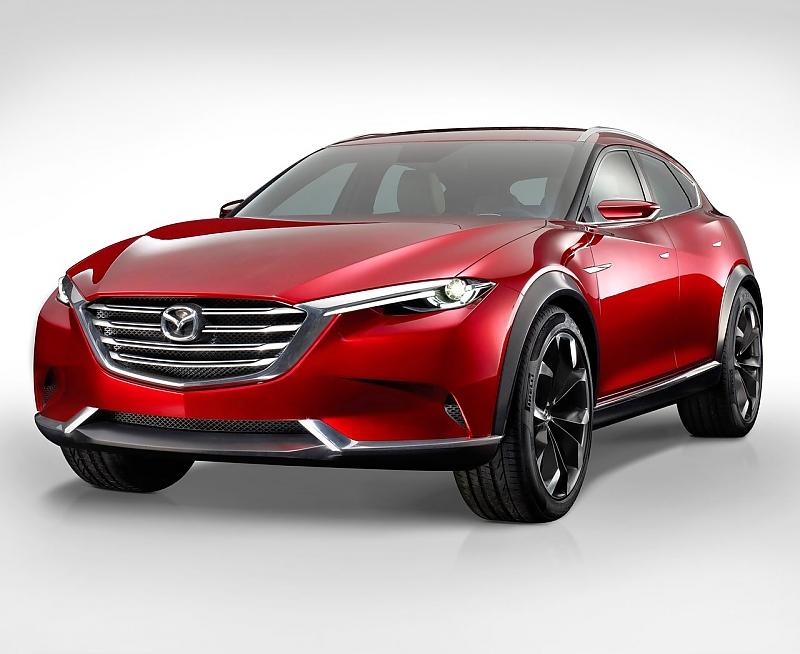 Mazda Koeru - Das wird der Mazda CX-4