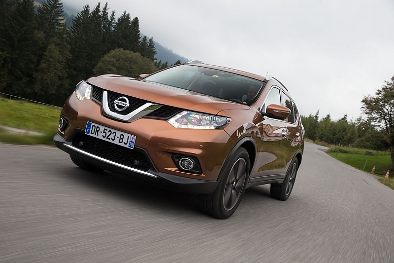 Nissan X-Trail 1.6 DIG-T - Es muss nicht immer dieseln