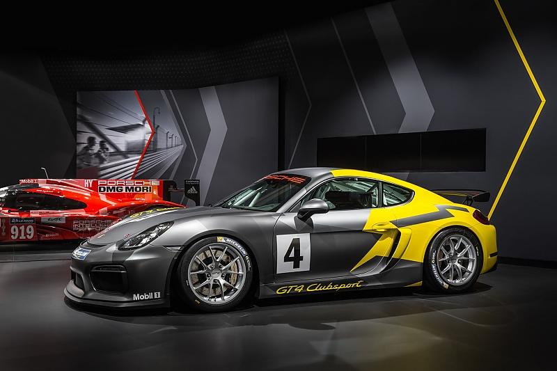 Porsche Cayman GT4 Clubsport - Spielkamerad fürs Wochenende