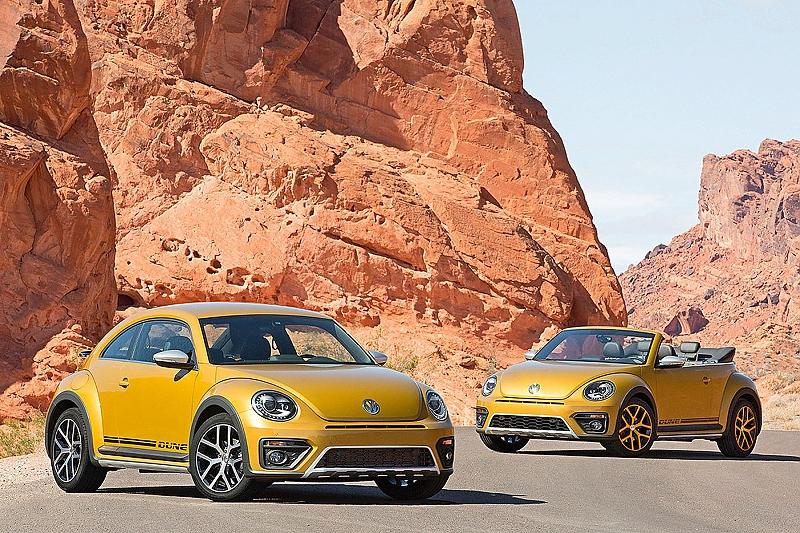 VW Beetle Dune - Kleiner Dünenflitzer