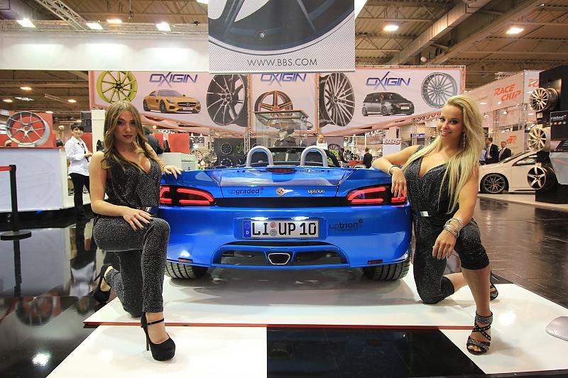 Essen Motor Show - Der Pott brennt