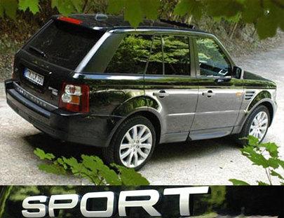Range Rover Sport 60YRS – Nobel und Preis
