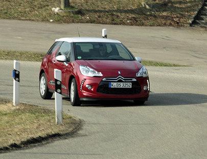 Citroën DS3 Sport – der Schönling