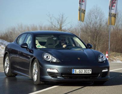 Porsche Panamera – ein Porsche als Selbstzünder?