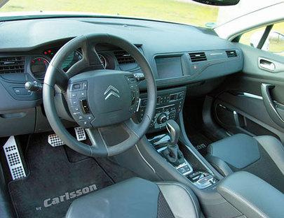 Bilder: Citroën C5 Tourer – die nach oben offenen Wohlfühlskala ...