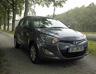 Hyundai i20  – Cityflitzer oder mehr?