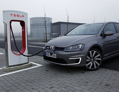 VW Golf GTE – Schnell, elektrisch und sparsam?