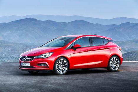 Opel Astra – Neue Klasse für die Masse?