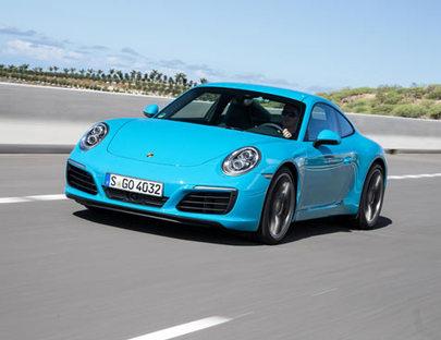 Porsche 911 – Doppelt hält besser
