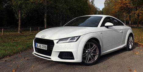 Audi TT ultra – Kein Ruß-Renner