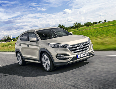 Hyundai Tucson – Upgrade