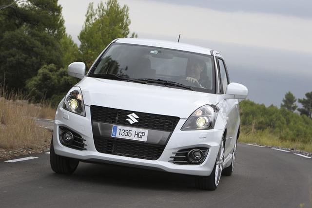 Suzuki Swift Sport - Mehr Gänge, weniger Verbrauch (Kurzfassung)