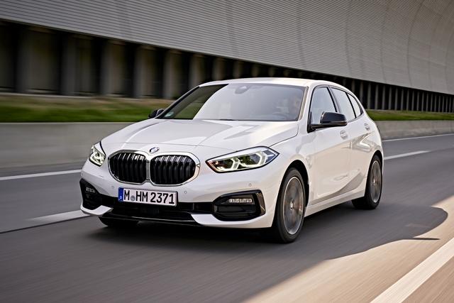 Fahrbericht: Neuer BMW 1er - Nach vorne