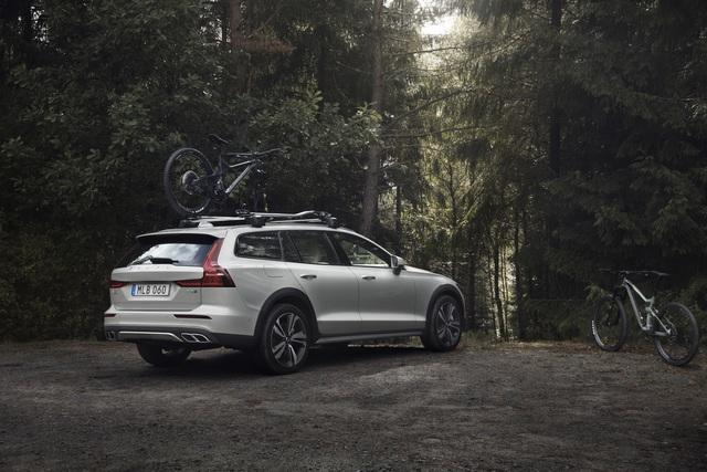 Volvo V60 Cross Country  - Nun ist die Familie komplett