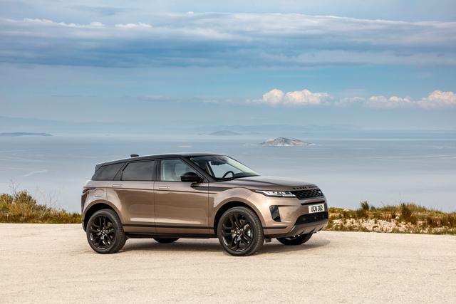 Fahrbericht: Range Rover Evoque     - Elektrifiziert, edel und mit neuen Technik-Details