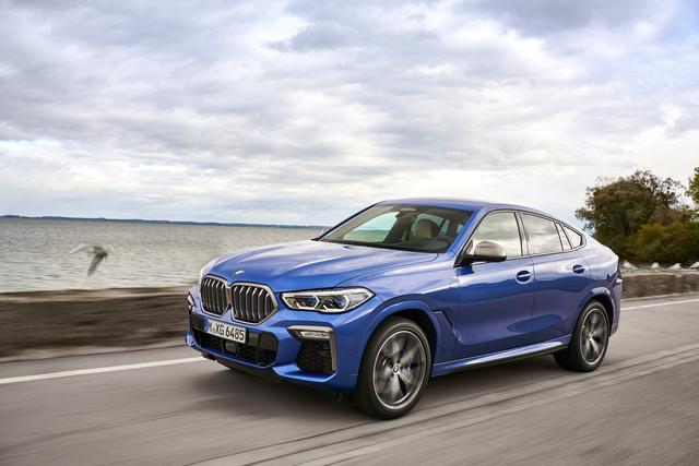 Fahrbericht: Neuer BMW X6 - Nenn mich nicht SUV