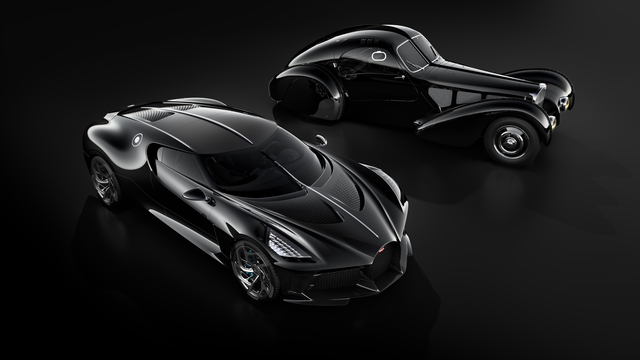 Tradition: 110 Jahre Bugatti - Vive la Vitesse!