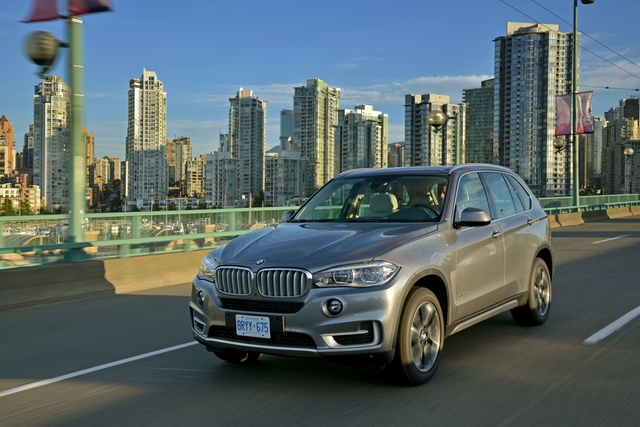 BMW X5 - Aus groß mach klein (Kurzfassung)