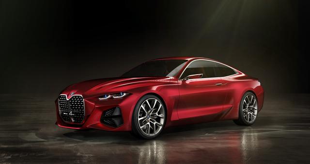 BMW Concept 4 - Feines Vorspiel