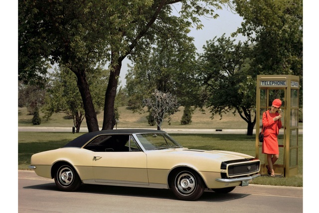 Tradition: 50 Jahre Chevrolet Camaro - Power to the People