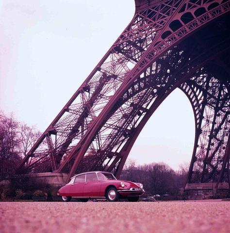 Tradition Pariser Oberklasse vom Citroen DS zum DS 9 - Pracht, Prestige und politischer Pomp