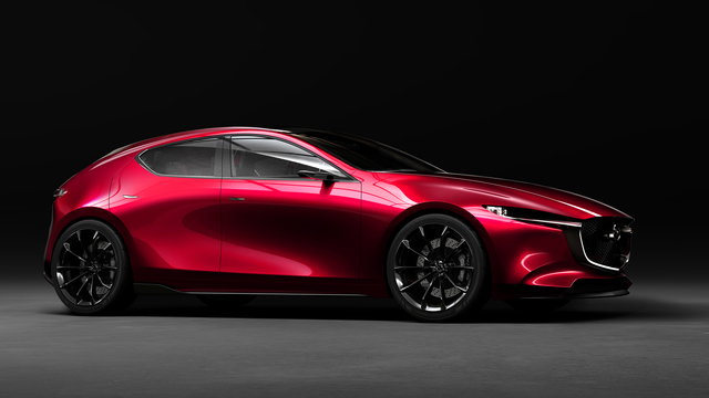 Mazda-Elektroauto  - Weiter mit dem Wankel