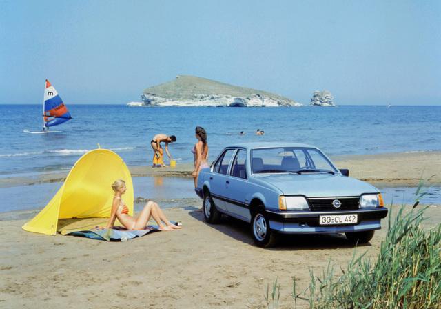 Tradition: 40 Jahre Opel Ascona C - In der Mitte sind die Wünsche gleich