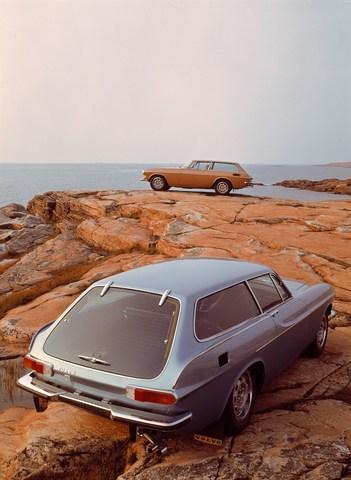 50 Jahre Volvo 1800 ES - Schneewittchen und das Licht des Nordens