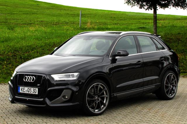 Abt Audi QS3 - Power für die Basis