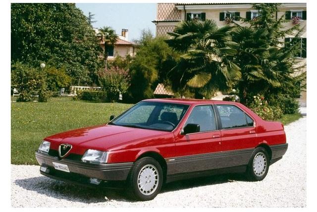 Tradition 30 Jahre Alfa Romeo 164  - Pininfarinas Familien-Ferrari